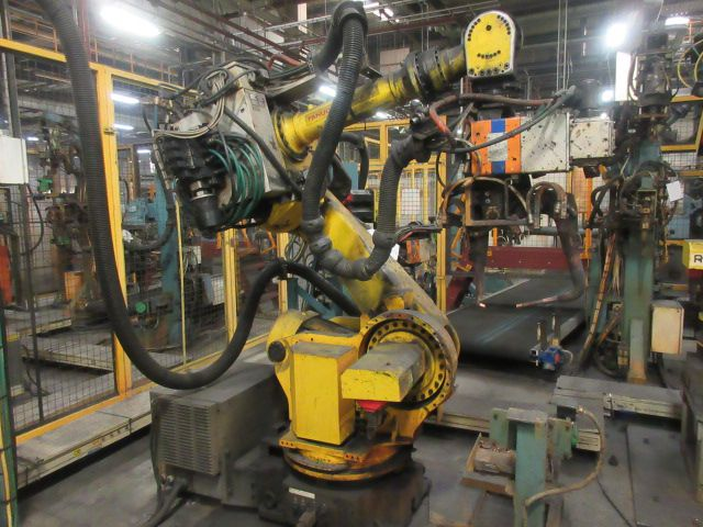 Fanuc S-430iW 6 Axis