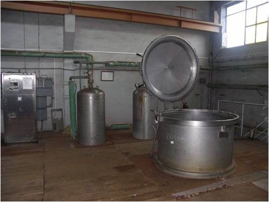 13 Others BA16/6, BA16/5, BA 16/4 Dyeing Apparatus, Dryer Yarn