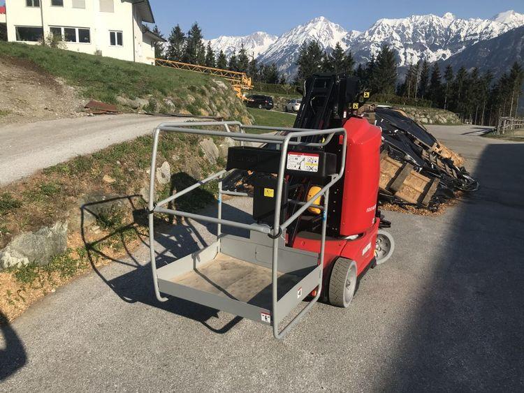 Manitou VJR 100 200 kg Articulated Jib Platforms