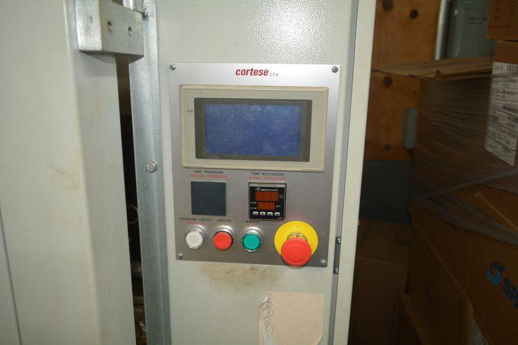 Cortese 845M Sock Boarding Machine