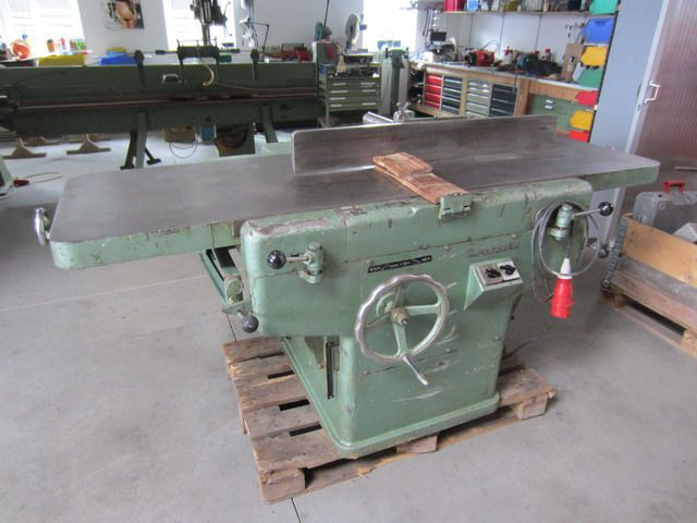 Others Combined dressing thicknessing machine