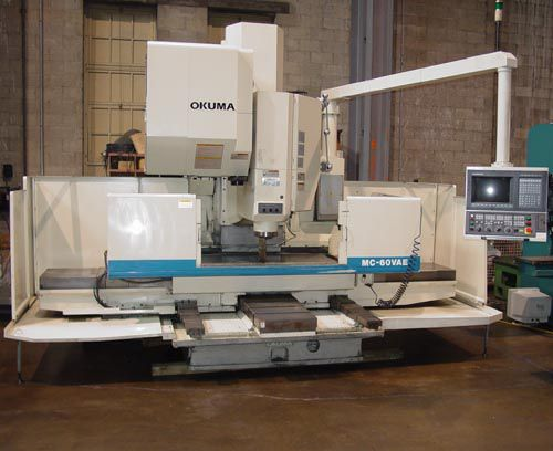 Okuma MC-60VAE 3 Axis