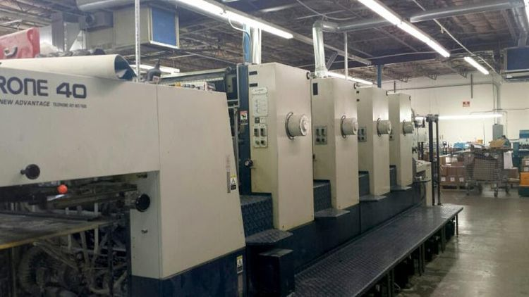 Komori Lithrone 440 28x40