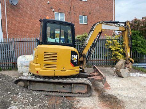 Caterpillar 305E Excavator