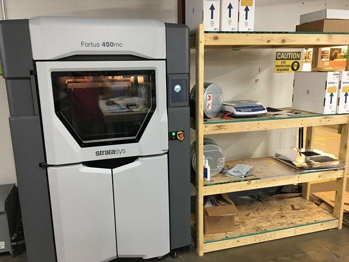 Fortus 3D Production System 450MC