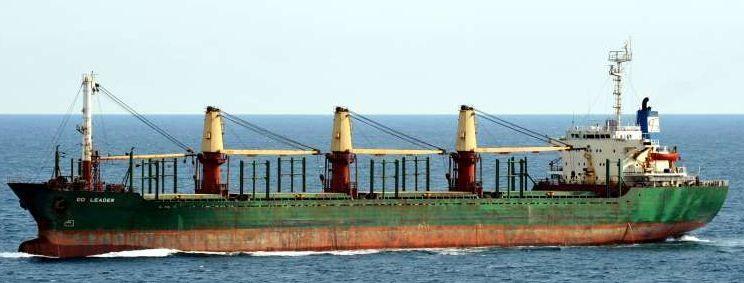 Imabari Geared Bulk And Lumber Carrier 25759 DWT ON 9.91M DRAFT