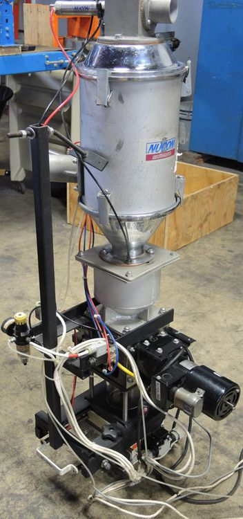 Wittmann Material Receiver & Two Component Mixer