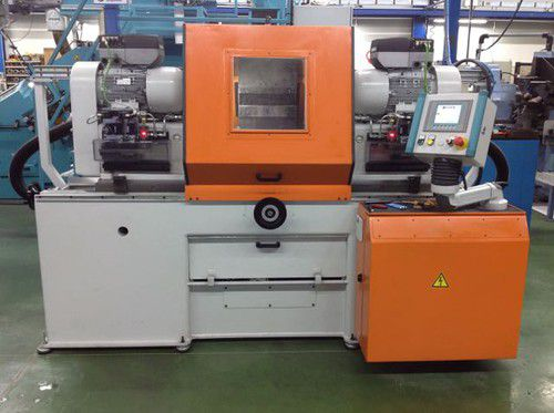 CN SIEMENS Variable WEEREN DH 20 IQ (FACING, CHAMFERING) FOR EXTREMITY AXIS MACHINING AND TUBES