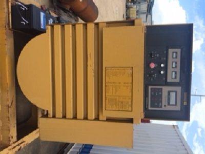 Caterpillar 3408B Diesel Generator Set 500 kVA