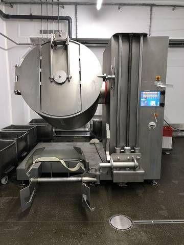 Ruhle MPR 1500 vacuum cooling tumbler