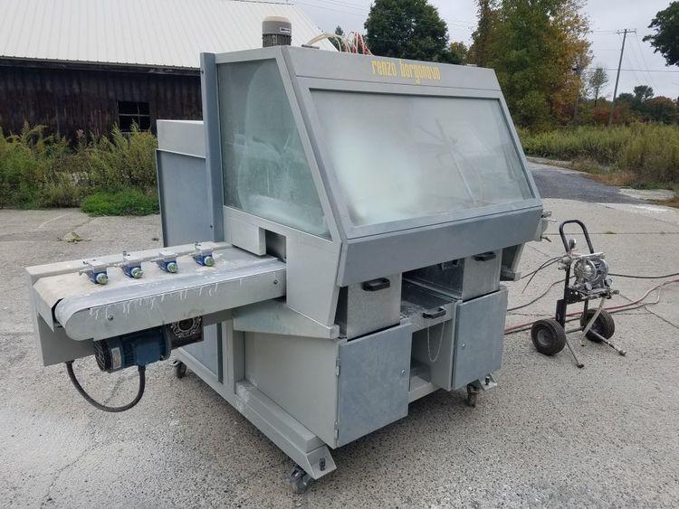 Renzo Borgonovo Spruzzatrice SM93, Lineal Spray Machine