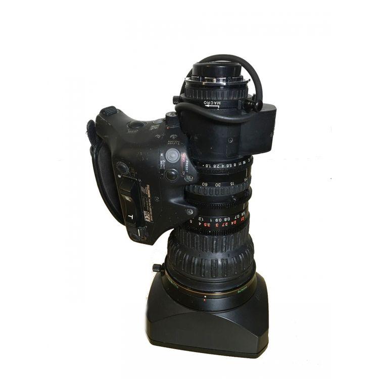 Fujinon HA18x7,6BERM-M58B HDTV Standard lens