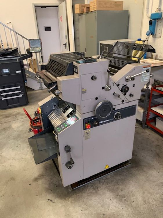 Ryobi 3202 MCS + Form Consulta collator 330 x 355,6 mm