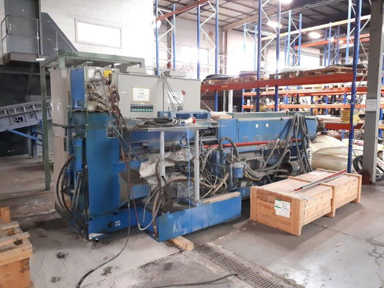 Amut BA120 for PVC TWIN SCREW EXTRUDER 2x120