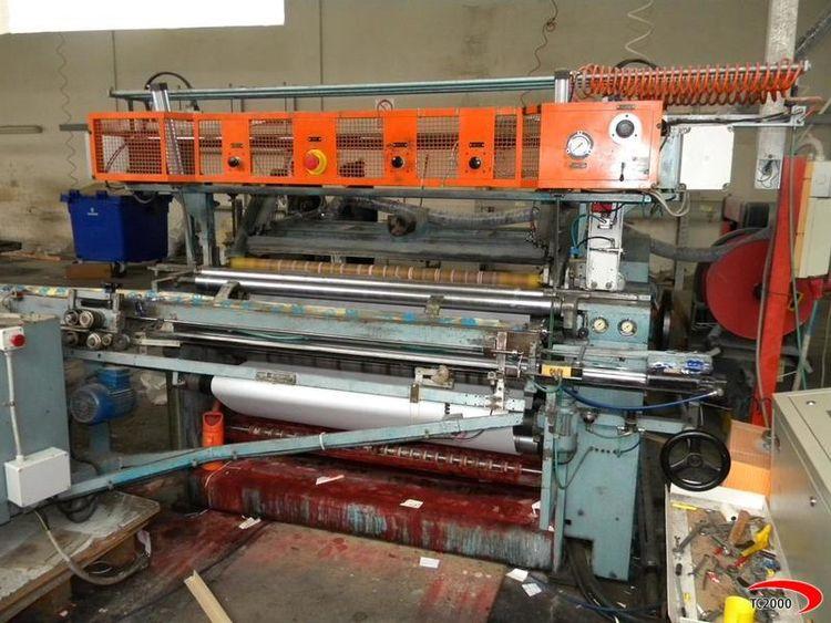 La meccanica Cash Register Roll Machines