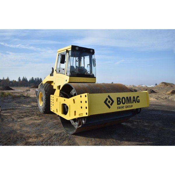 Bomag 972M Compactor