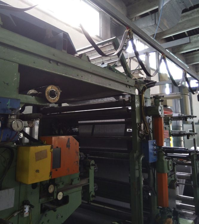 Omat Flexographic Press 3 1500 mm