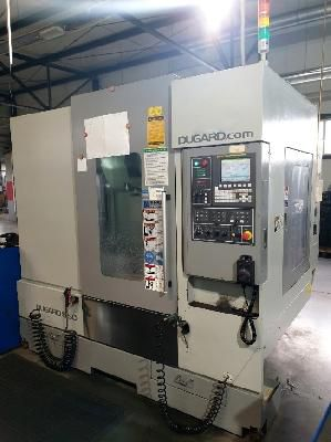 Dugard EAGLE 850 CNC MACHINING CENTER 3 Axis
