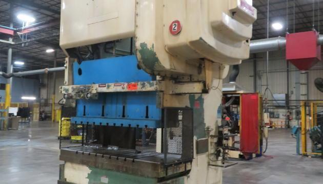 Bliss OBI Press  C2-150 150 Ton