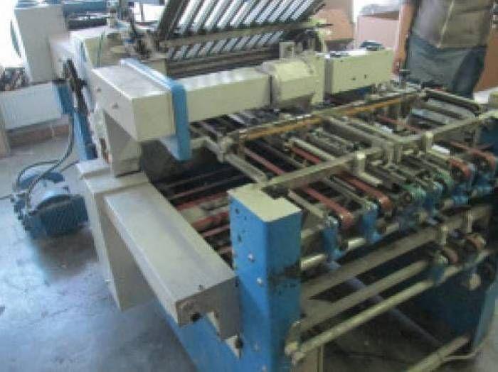 GUK 72-4 K, Folding machine