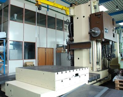 Union CBFK 150/2 150 mm 2500 rpm