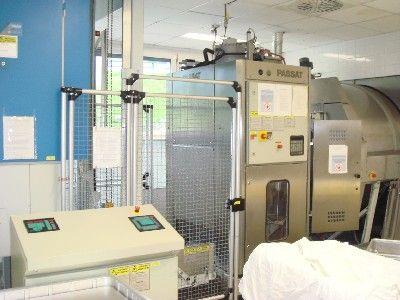 Passat Ultratandem UT25 Press and dryer