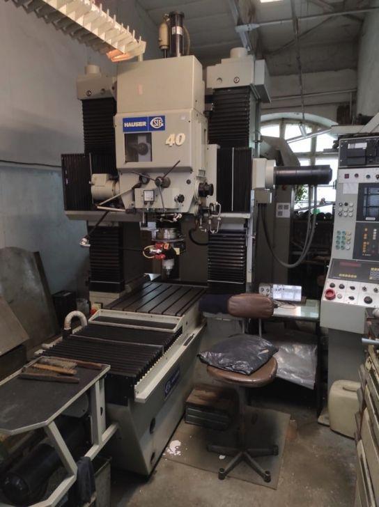 Hauser Jig grinding machine S40 CNC 314