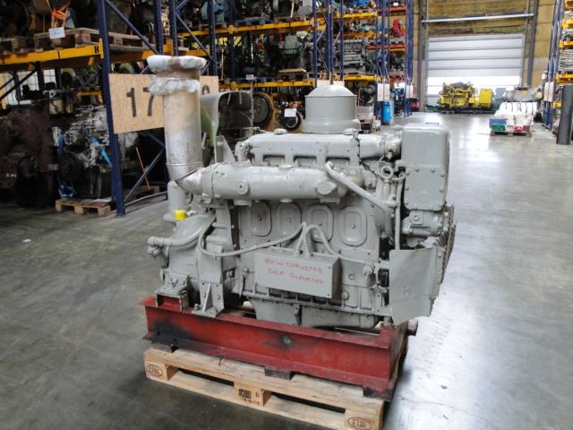 Detroit 4071N Tunnel Thruster & parts