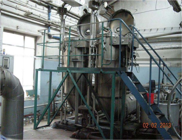 Scholl HT Dyeing Machine 300 Kg