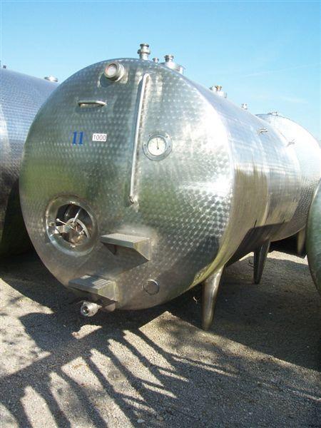 Others 9500 Liter Horizontal Tank