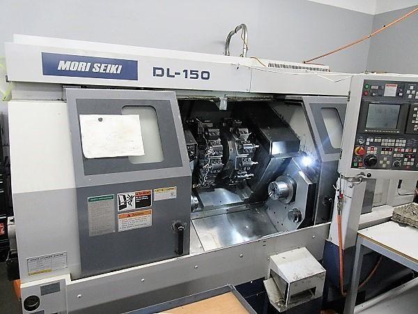 Mori Seiki Mitsubishi MSC-518L (18iTT) 5000 RPM DL-150 2 Axis