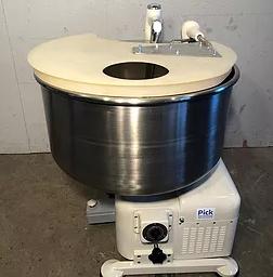 Diosna S 120 Plus lifting mixer