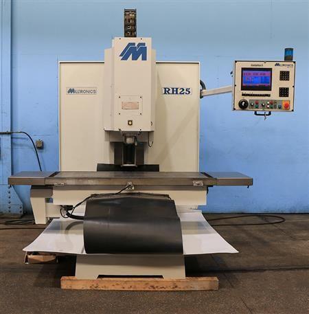 Milltronics Partner RH25 Milltronics Centurion 6 3 Axis