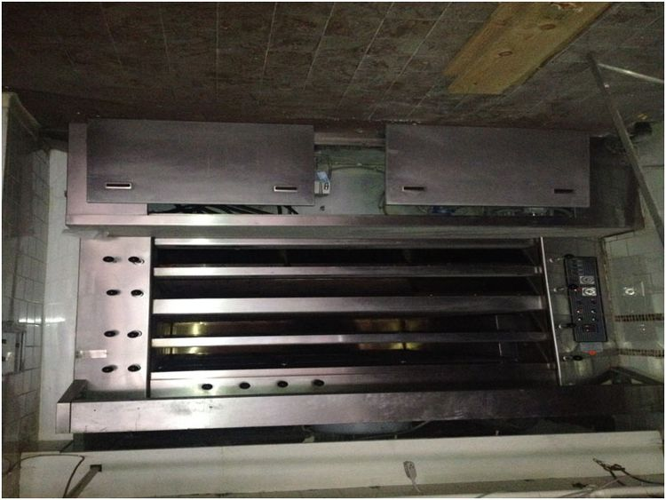 Pietro Berto PBTR43-180 Oven