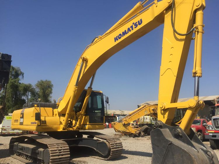Komatsu PC300-8 Crawler Excavator