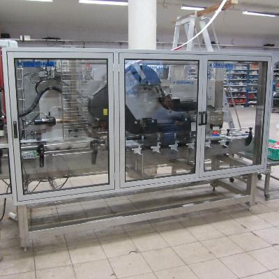 Other 142 Aseptic pack capper
