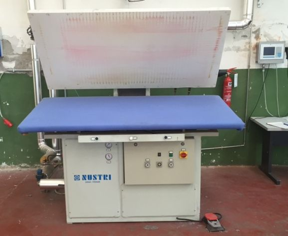 Others NUSTRI P990VC Ironing press