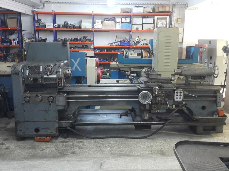 Weipert Engine Lathe Variable W 500