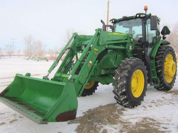 John Deere 6175R Tractor