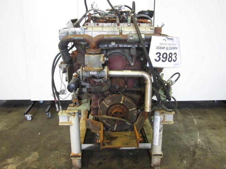MWM TBD 234 V6 Diesel Marine Engine