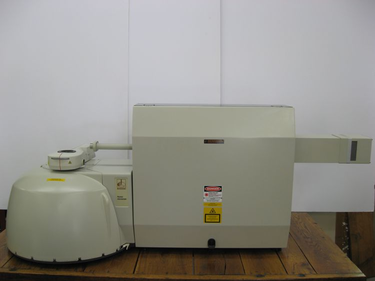 Others Ramascope Raman Spectrometer System