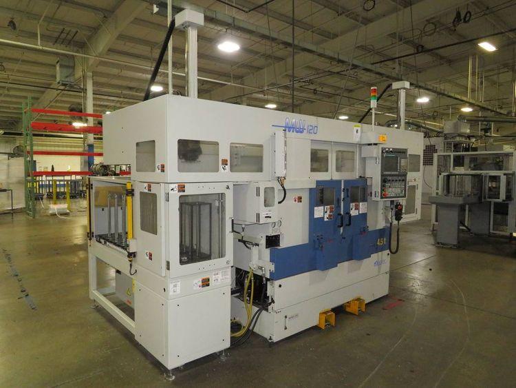 Muratec Fanuc 31i Control 4500 rpm MW120 2 Axis