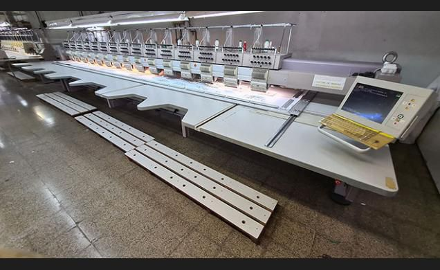 Zsk XCF 1511-400 15 11 1000 mm