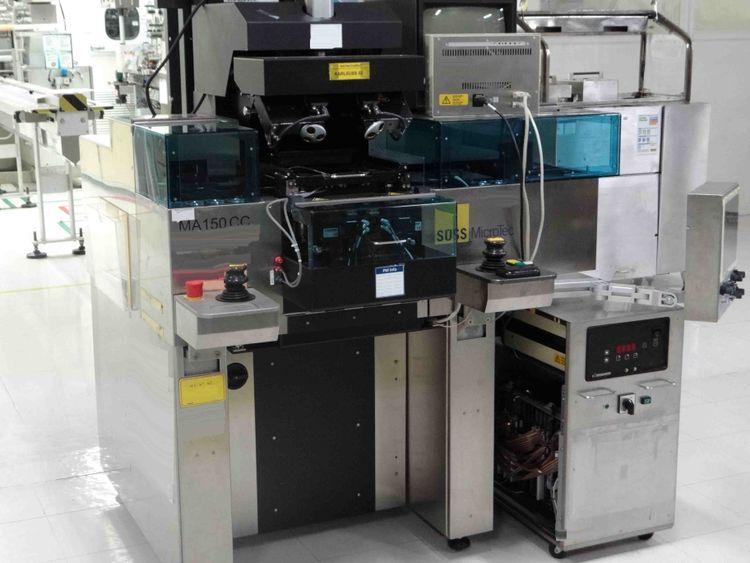 Suss MicroTec MA-150CC
