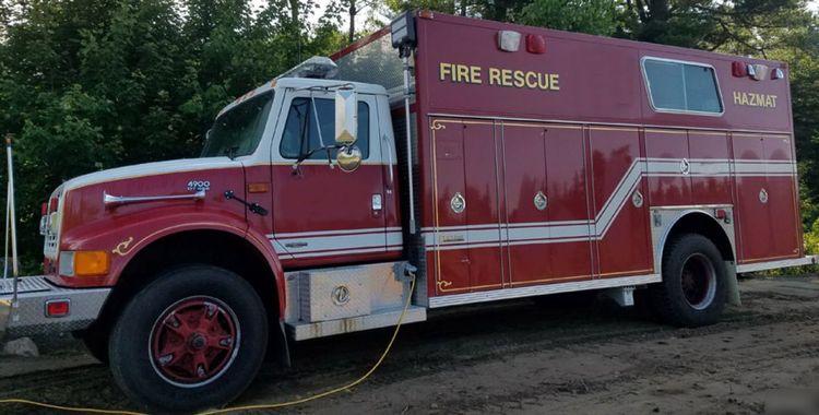 International Fire Rescue