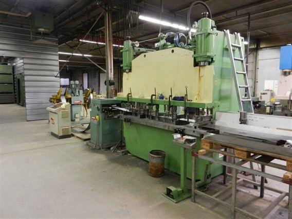 3 Dimeco, LVD - LVD PPCB - Dimeco 1675/D - Dimeco double head decoiler 2372/DM 100 ton