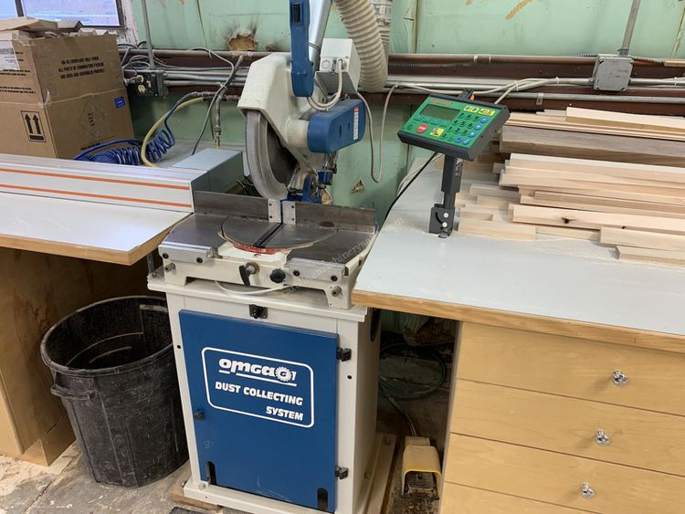 Omga T50-350, Mitre Chop Saw