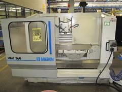 Mikron UME 560 Vertical 5000 RPM