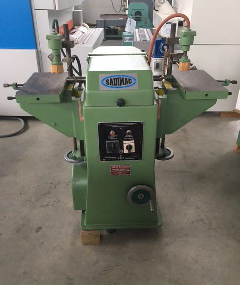 Balestrini 2/CAP SLOT MORTISER MACHINE