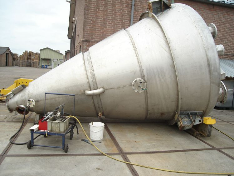 Hosokawa S-70 KB-S - Conical dryer